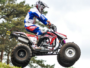 Keveen Rochereau, ONK Halle CRQF Quad